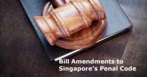 bill amendment singapore