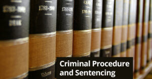 criminal procedure sentencing